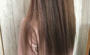 縮毛矯正 フルコース画像