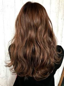 アラウンド美髪カラー 画像